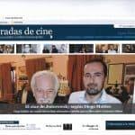 Jodorowesky y Diego Moldes, Miradas de cine