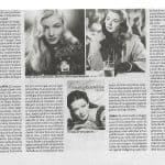 Venuspasión, Diario de Pontevedra, Ramón Rozas, recorte 2 pag 9