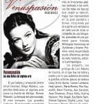 Venuspasión revista Acción, núm 1502.pág 79, Santiago de Bernardo