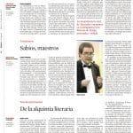 Cultura|s La Vanguardia Miércoles, 26 septiembre 2012