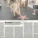 Un pontevedrés en Hollywood, Diego Moldes, Diario de Pontevedra, La Revista, pág 4. 22.07.2007, recorte 2