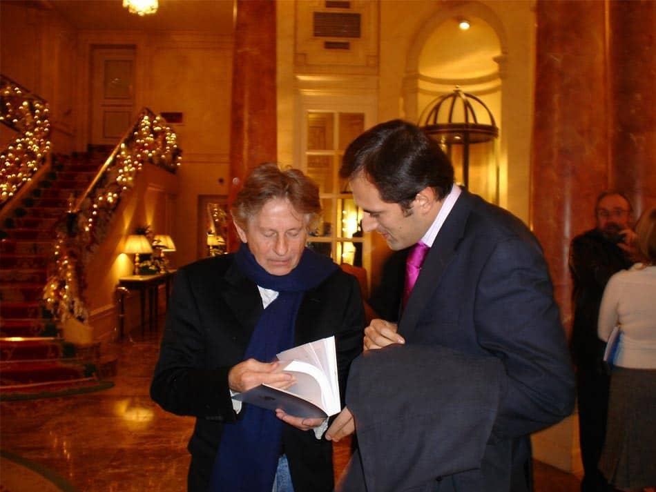 Vuelve Roman Polanski