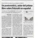 15.03.2005. La Voz de Galicia