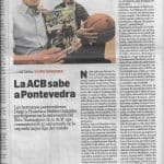 16.03.2009. Diario de Pontevedra