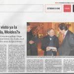 2.12.2005. La Voz de Galicia