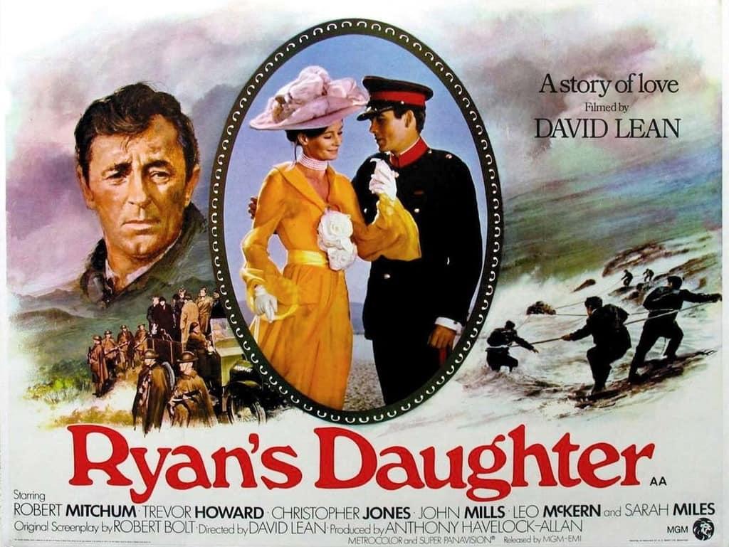La hija de Ryan
